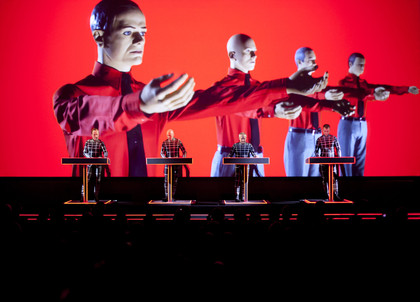 Computerliebe - Kraftwerk: 3D-Shows in Dresden im Februar 2018